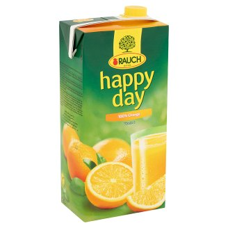 Rauch Happy Day 100% Orange Juice 2 l