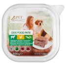 Tesco Pet Specialist Complete Dog Food Pate with Lamb, Poultry, Vegetables 300 g