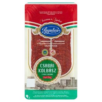 Gyulai Sliced Hot Csabai Sausage 80 g
