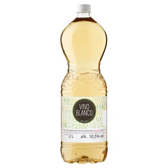 Duna-Tisza Közi fehér cuvée félédes fehérbor 10,5% 2 l