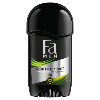 Fa Men Sport Energy Boost izzadásgátló deostift 50 ml