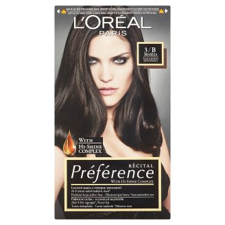 image 1 of L'Oréal Paris Préférence 3/B Brasilia Dark Brown Premium Ultra-Resistant Colorant