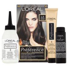image 2 of L'Oréal Paris Préférence 3/B Brasilia Dark Brown Premium Ultra-Resistant Colorant