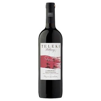 Csányi Pincészet Teleki Villányi Cabernet Sauvignon Dry Red Wine 13,5% 75 cl
