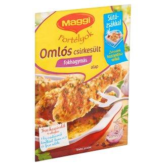 Maggi Fortélyok Omlós csirkesült fokhagymás alap 30 g