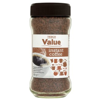 Tesco Value instant kávé 100 g