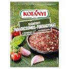 Kotányi szárított paradicsomos-fokhagymás fűszerkeverék 20 g