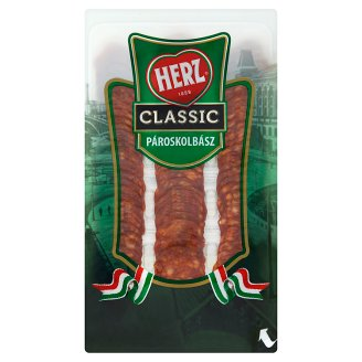 HERZ Sliced Classic Double Sausage 70 g