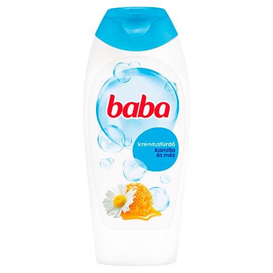 Baba Chamomile & Honey Shower Cream 400 ml