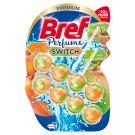 Bref Perfume Switch Juicy Peach-Sweet Apple Toilet Freshener 2 x 50 g