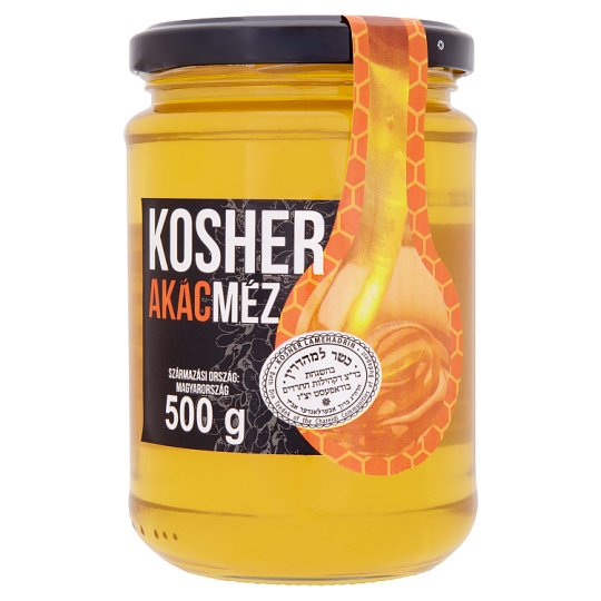 Kosher Acacia Honey 500 g