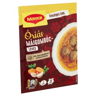 Maggi Óriás májgombócleves 56 g