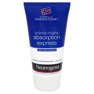 Neutrogena Fast Absorbing Hand Cream with Norwegian Formula 75 ml