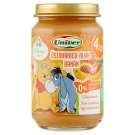 Univer Peach-Apple-Banana Dessert for Babies 4+ Months 163 g