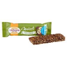image 2 of Cerbona Cocoa-Hazelnut Muesli Bar with No Added Sugar and Sweeteners 20 g