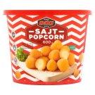 Dixi Prémium Falatok gyorsfagyasztott sajt popcorn 600 g + áfonya mártás 50 g