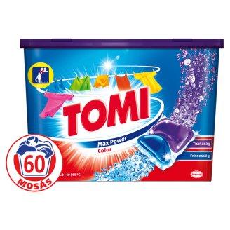 Tomi Color Caps mosókapszula színes ruhákhoz 60 mosás