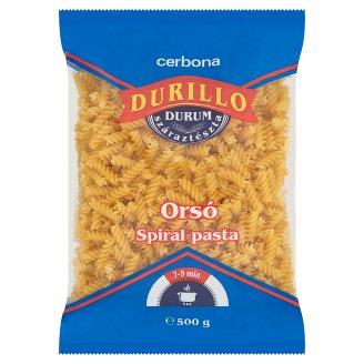 Cerbona Durillo Durum Spiral Dried Pasta 500 g