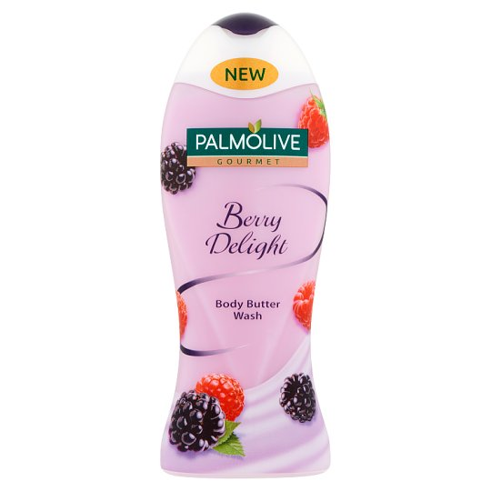 Palmolive Gourmet Berry Delight Body Butter Wash 500 ml