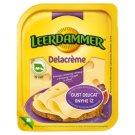 Leerdammer Delacrème zsíros félkemény, szeletelt sajt 125 g
