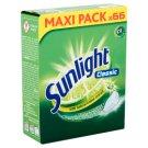SUNLIGHT Classic Dishwashing Tabs 66 pcs