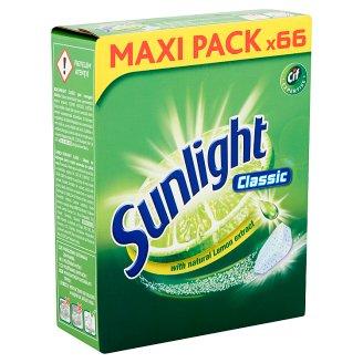 Sunlight Classic gépi mosogató tabletta 66 db 627 g
