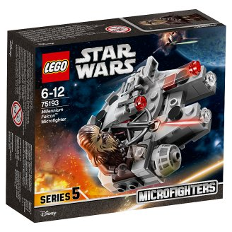 LEGO STAR WARS TM Millennium Falcon™ Microfighter 75193