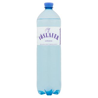 Vöslauer Carbonated Natural Mineral Water 1,5 l
