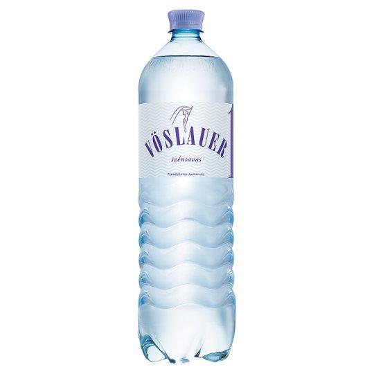 Vöslauer Carbonated Natural Mineral Water 1,5 l