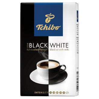 Tchibo For Black 'N White őrölt, pörkölt kávé 250 g