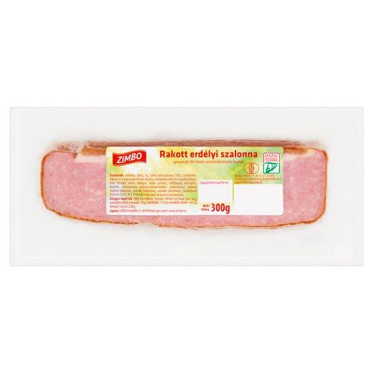 Zimbo Transylvanian Bacon 300 g