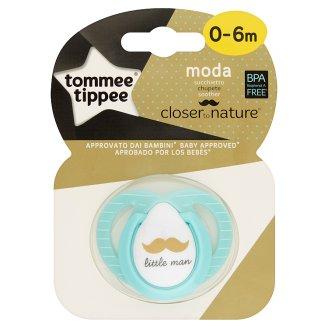 Tommee Tippee Closer To Nature hagyományos cumi 0-6 hónapos korig