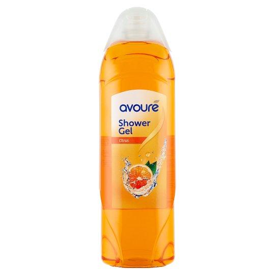 Avouré Citrus Shower Gel 1 l