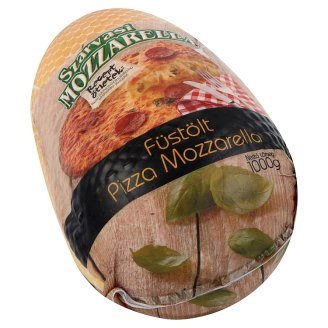 Szarvasi Smoked Pizza Mozzarella Cheese 1000 g