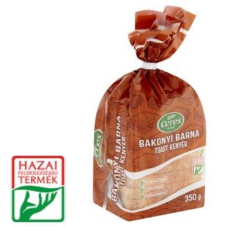 Ceres Sütő bakonyi barna toast kenyér 350 g