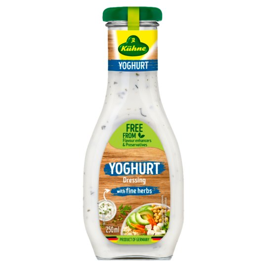 Kühne Yoghurt Dressing 250 ml