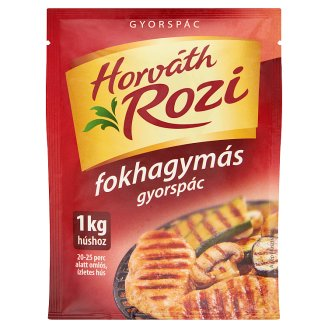 Horváth Rozi Condiment with Garlic Spice Mix 30 g