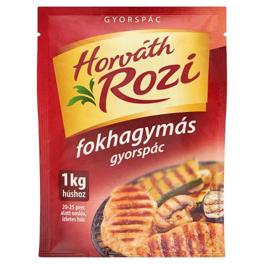 Horváth Rozi Condiment with Garlic Spice Mix 30 g