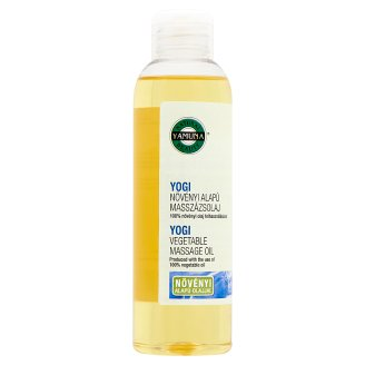 Yamuna Yogi Vegetable Massage Oil 250 ml