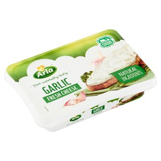 Arla Fresh Cheese with Garlic and Herbs 150 g