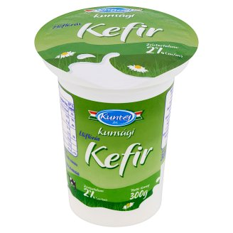 Kuntej Kunsági Low-Fat Milk Product with Live Cultures 300 g