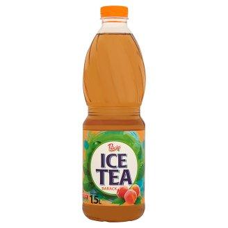 Pölöskei barack ice tea cukorral és édesítőszerekkel 1,5 l