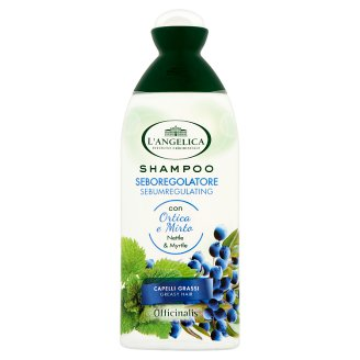 L'Angelica Officinalis Sebumregulating Shampoo with Nettle & Myrtle 250 ml