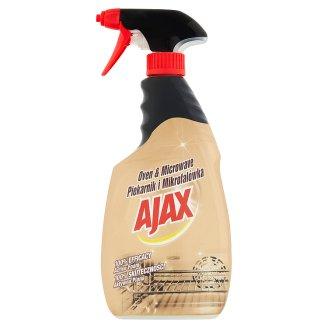Ajax Specialist sütő és mikrohullámú sütő tisztító spray 500 ml