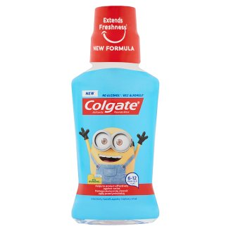 Colgate Minions Mouthwash 6-12 Year Old 250 ml