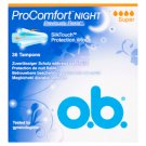o.b. ProComfort Night Super Tampons 36 pcs