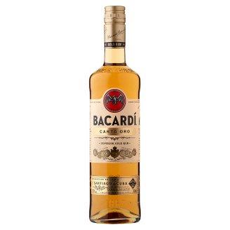 Bacardi Carta Oro Rum 37,5% 0,7 l