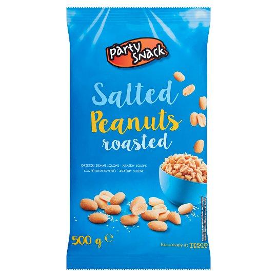 Party Snack sós földimogyoró 500 g