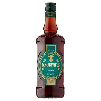 St. Hubertus Herb Liquor Speciality with Forest Berries and Herbs 33% 0,7 l