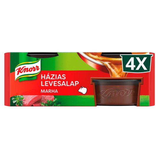 Knorr Home-Style Beef Soup Base 112 g